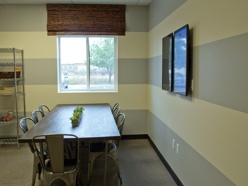 How A Break Room Makeover Kindled Company Culture