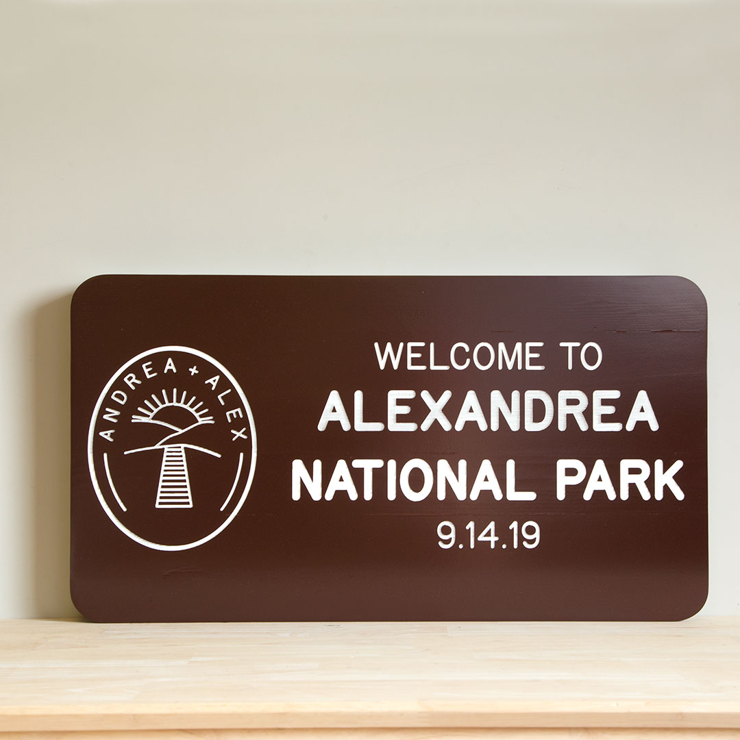 Personalized Wood Signs Design Ideas
