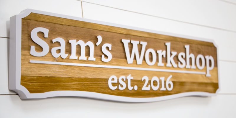 Personalized Wood Signs Design Ideas Woodland Articles